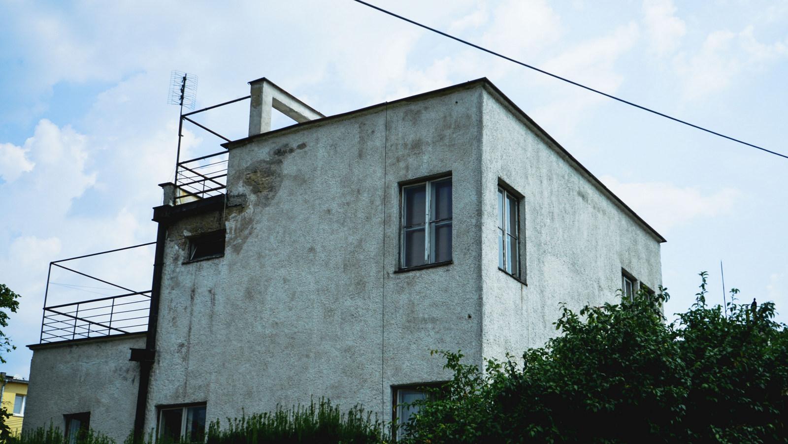 architektúra v žiline svojdomov