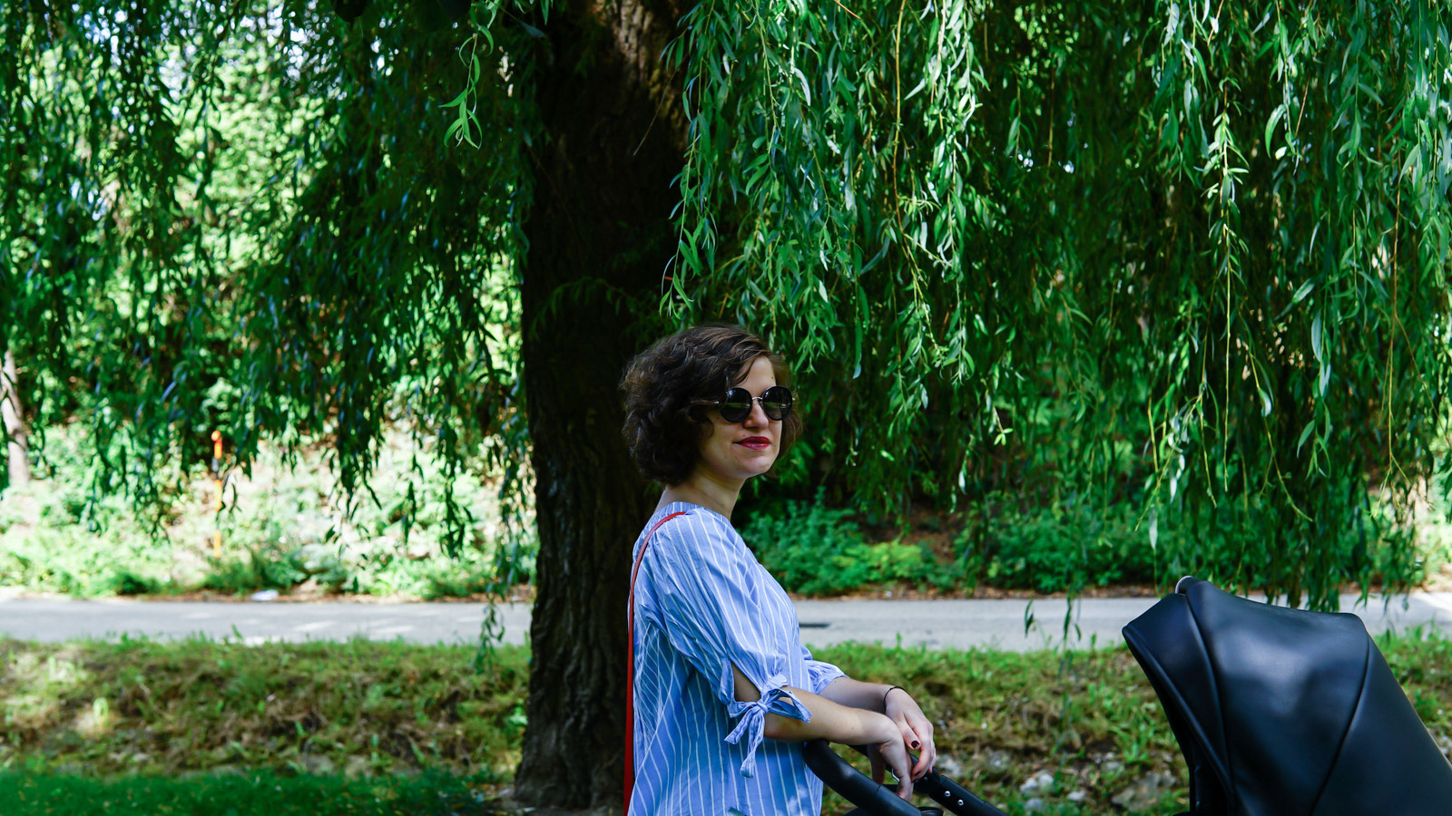 park na bôriku v žiline